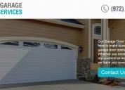 Expert in garage door repair services $25.95 75071