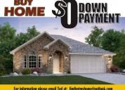 Casa nueva $0 enganche, pre-calificacion gratis ti