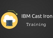 Ibm cast iron training by expert level instructor