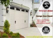 Local garage door repair in allen, 75071 tx | only