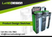 Effective product design sketches | hollywood