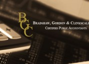 Track refund | bradshaw, gordon & clinkscales, llc