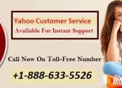 support for yahoo toll free number +1-8886335526