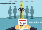 Employee recruitment service providers | candidate
