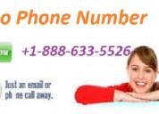 Yahoo number 1-888-633-5526 yahoo phone number