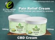 San francisco - best cbd pain relief cream