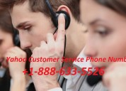 Contact +1-888-633-5526 yahoo customer service