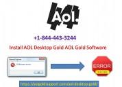 Aoldesktop gold software +1-844-443-3244