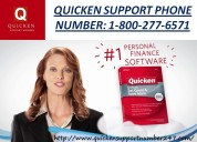 A simple plan for quicken support number 1-800-277