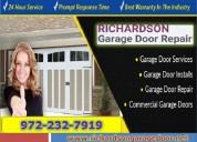 Residential garage door repair | richardson 75081