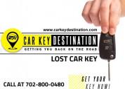 Lost car key | get all types of keys in las vegas