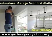 Garland | roll up garage door repair 75041 tx