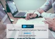 Cymetrix-salesforce customization services