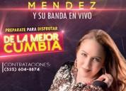 Celebra tu fiesta con la música de mayra méndez