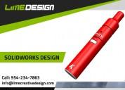 Smart solidworks design - lime design | hollywood