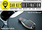 Buy mercedes keys in las vegas