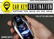 Get bmw keys in las vegas