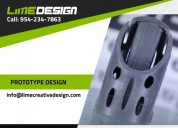 Initial prototype design - lime design   hollywood