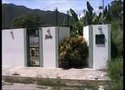 Casa vacacional en bahia de cata - venezuela