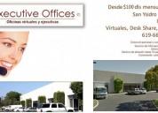 Oficinas virtuales en renta san ysidro ca