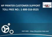 Hp printer support  customer service toll-free num
