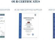 Powerjetparts - quality certs - our certificates