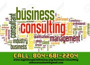 Business consulting for veterans in washington dc