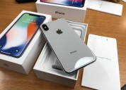 Apple iphone x plus (latest model) 64gb $300