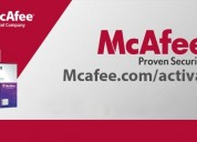 Install and activate mcafee antivirus