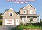 Local garage door repair in allen, 75071 tx | only
