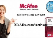 Mcafee retail card redeem and install