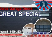 Garage doors the best solution for your residence