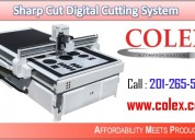 Colex -sharpcut conveyer auto feeder