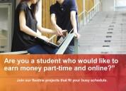 Online part time job-social media evaluator
