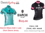 Huge sale bianchimilano offers over women's jersey