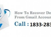 Dial +1833-283-8333 gmail customer service number