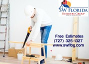 Handyman repair and installation services