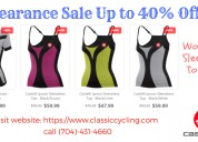 Summer clearance sale on castelli women's sleevele