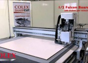 Flatbed cutter | colex sharpcut flatbed cutter