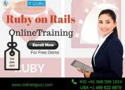 Ruby on rails online training