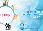 Top on demand app development company in usa