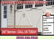 #1 garage door repair, spring repair & new install