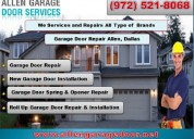 Family owned garage door repair & new installation