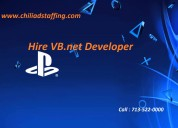 Vb.net developer jobs houston