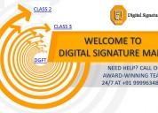Buy class 3 digital signature certificate