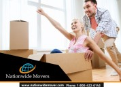 Allow us to make your moving process easy & smooth