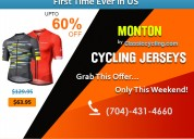 Monton cycling jersey by classic cycling