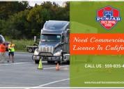 Truck driving schools california