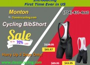 Big sale on monton by classic cycling bib short