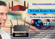 1-833-284-3444 d-link router support number usa